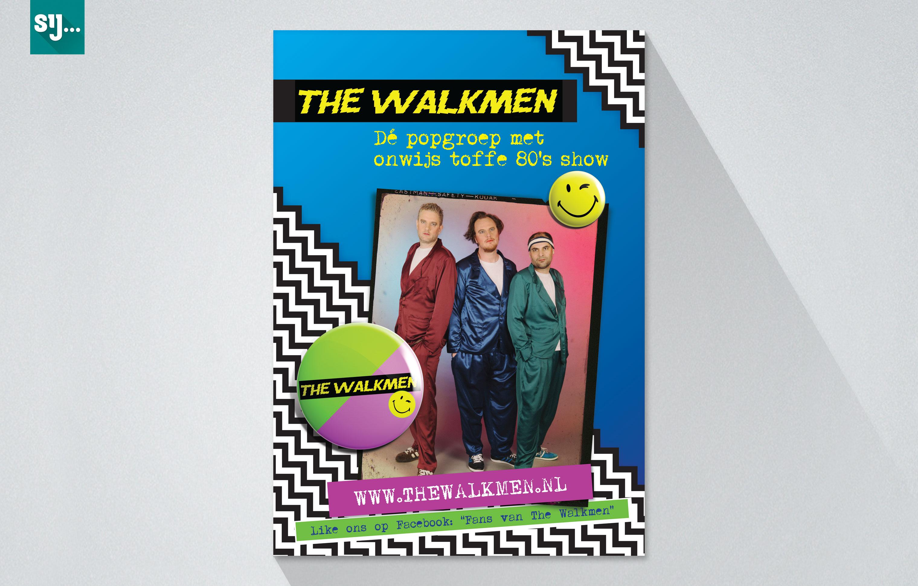 Sij Design_Posters_The Walkmen