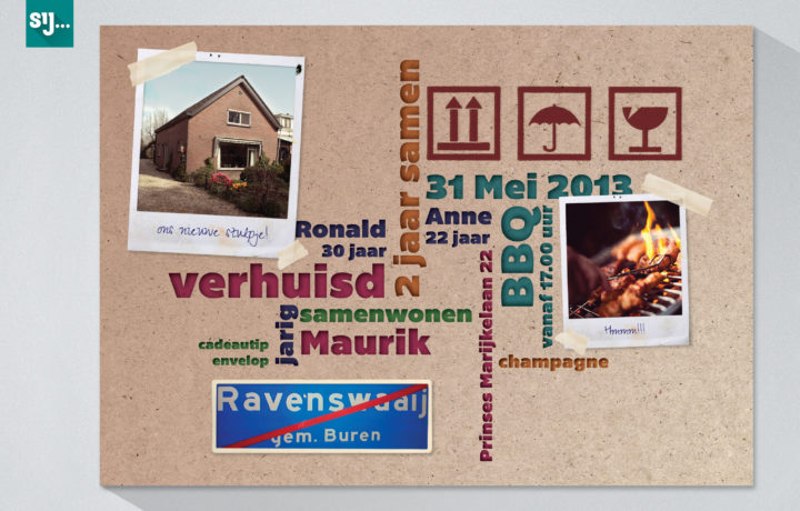Sij Design_Kaarten_Anne Ronald Verhuizen_Front
