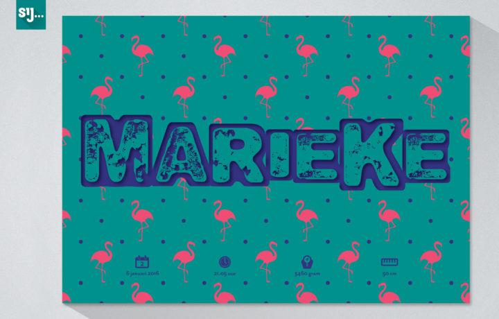 Sij Design_Kaarten_Marieke_Front