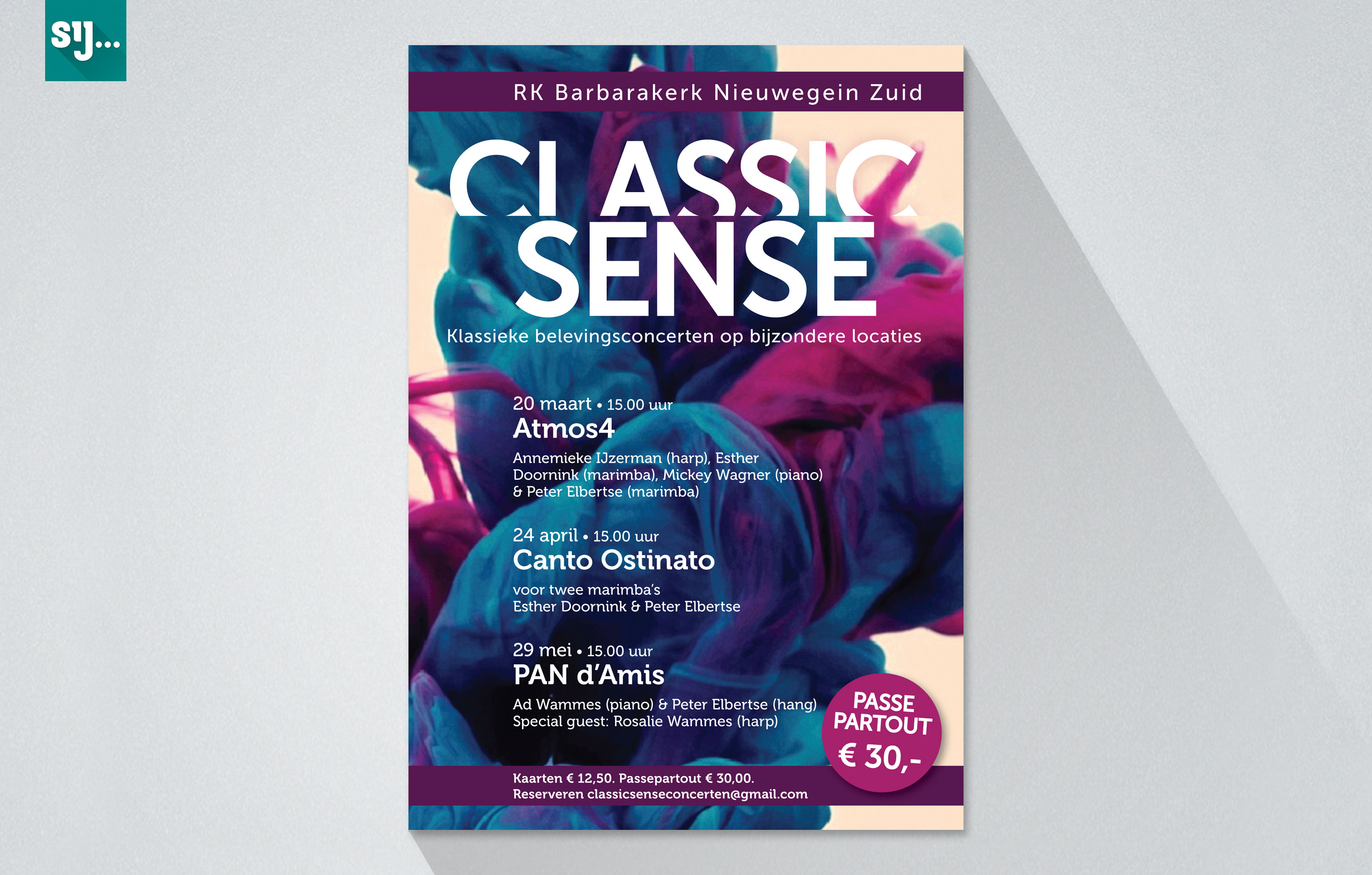 Sij Design_Posters_Classic Sense