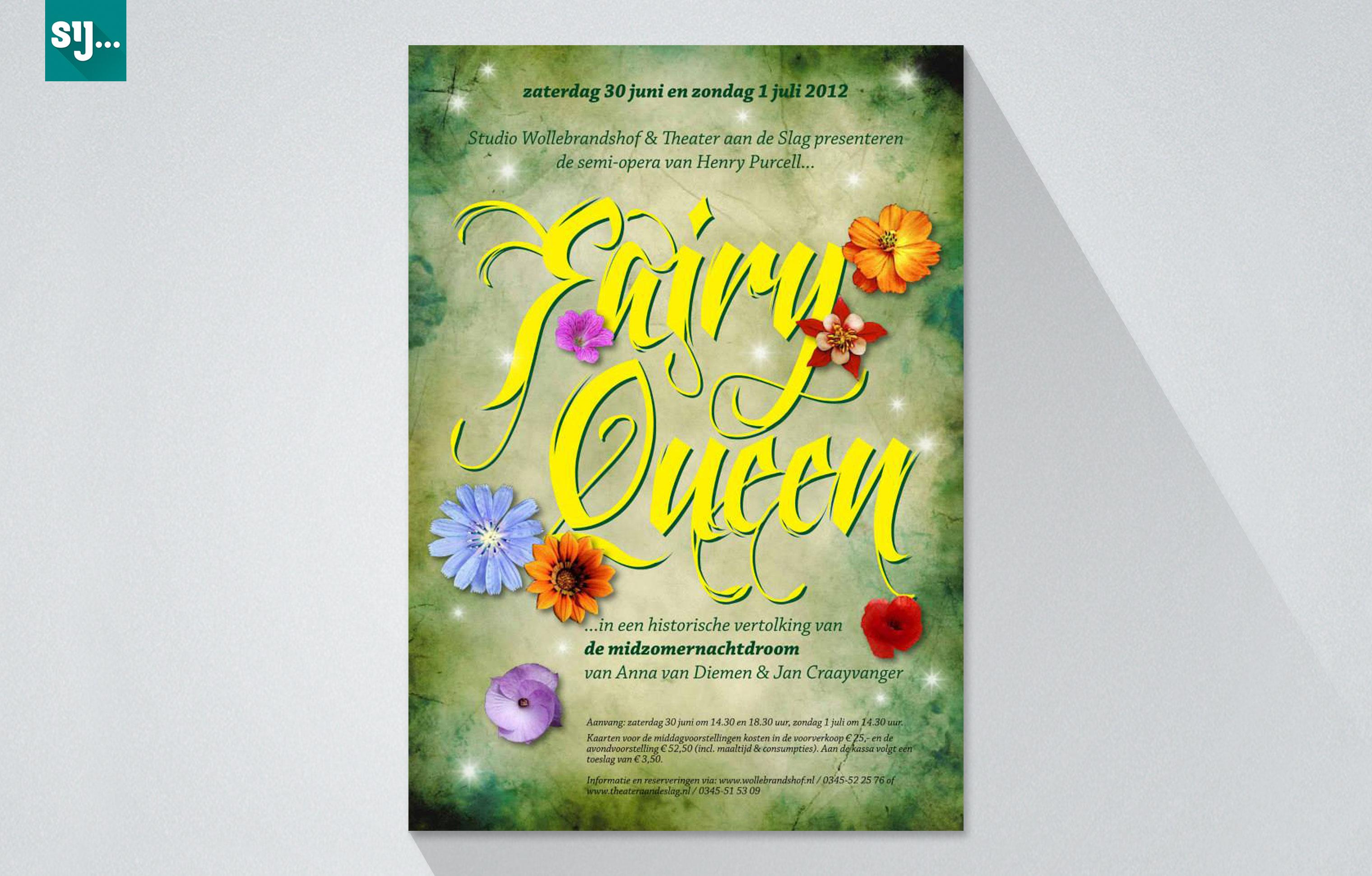 Sij Design_Posters_Fairy Queen