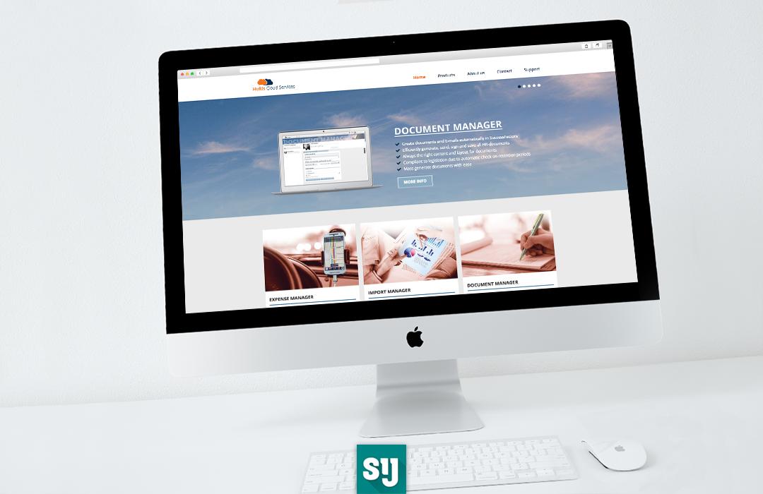 SIJ_Portfolio_Website_HuRisCloud